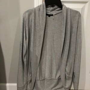 2 FOR $8 - Heather Gray Ambiamce Cardigan NWOT